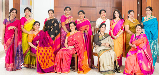 Bunts Sangha Pune Managing Committee Ladies Wing