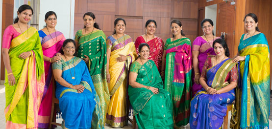 Bunts Sangha Pune North West Regional Committee Ladies Wing